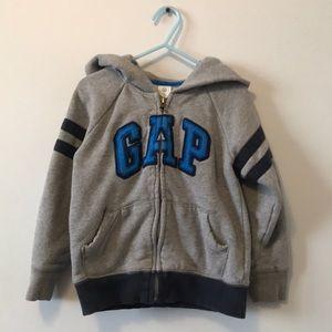 Boys hoodie -Gap - 5 years old